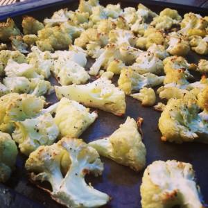Roasted cauliflower (1)