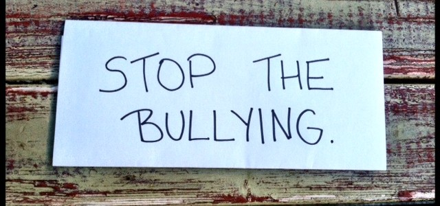Rising Above Bullying: Sticks, Stones & Words That Always Hurt Her